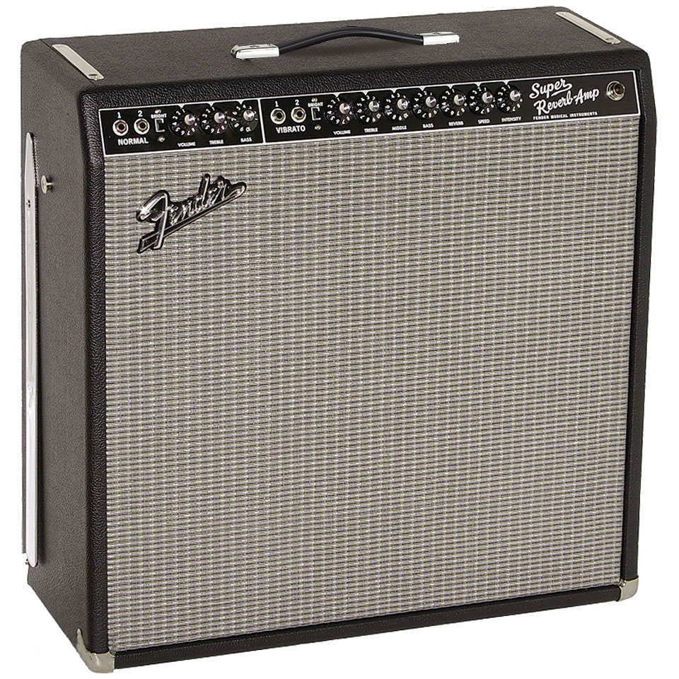 Guitar Amp Fender 65 Super Reverb