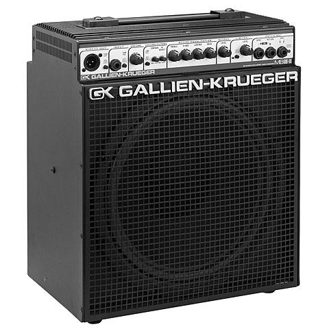 Amplificador bajo eléctrico Gallien-Krueger MB150S-112 III