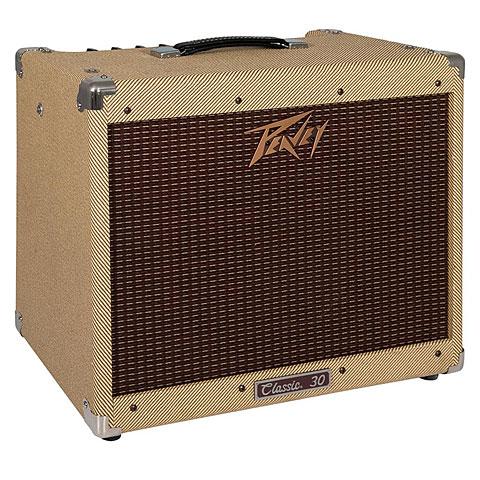 Amplificador guitarra eléctrica Peavey Classic 30 Tweed