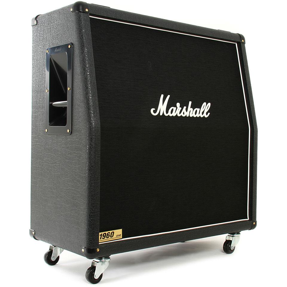 marshall 1960a lead schr g guitar cabinet. Black Bedroom Furniture Sets. Home Design Ideas