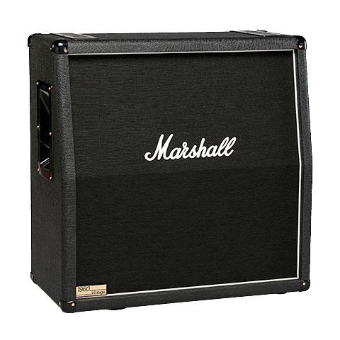 Baffle guitare élec. Marshall 1960AV Vintage schräg