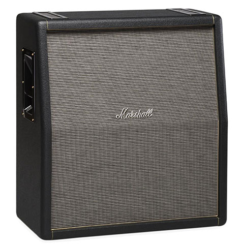 Box E-Gitarre Marshall 1960TV slant