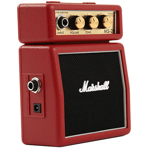 Mini Versterker Marshall MS-2R Microbe