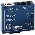 DI Box Palmer PDI02, Mk-II, DI Box Active, DI Boxes