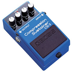 Boss CS-3 Compression Sustainer « Effectpedaal Gitaar