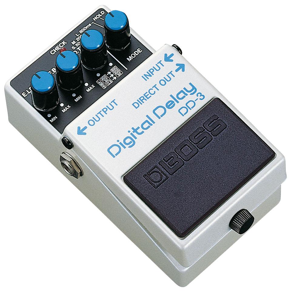 Guitar Effects Delay : boss dd 3 digital delay guitar effect ~ Vivirlamusica.com Haus und Dekorationen