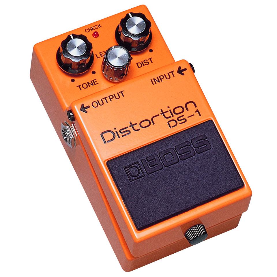 boss ds 1 distortion guitar effect musik produktiv. Black Bedroom Furniture Sets. Home Design Ideas