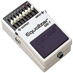 Boss GE-7 Graphic Equalizer « Pedal guitarra eléctrica
