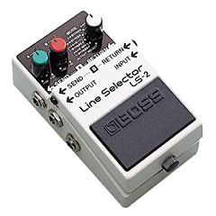 Boss LS-2 Line Selector « Little Helper
