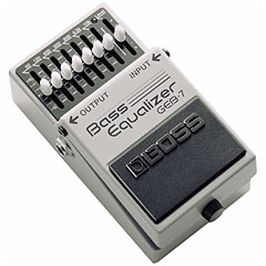 Boss GEB-7 Bass Equalizer « Bass Guitar Effect
