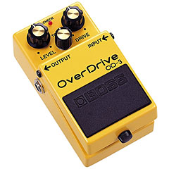 Boss OD-3 OverDrive « Effetto a pedale