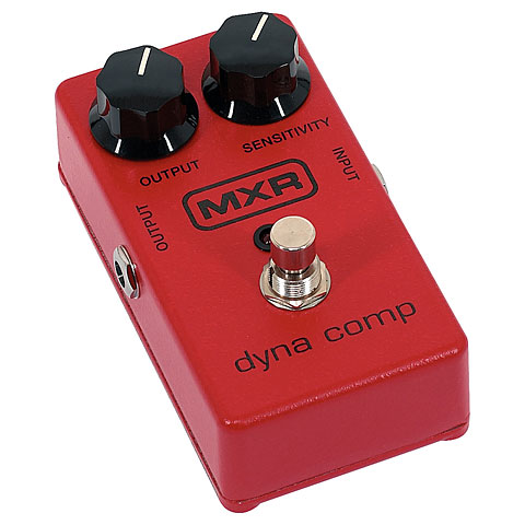 Effektgerät E-Gitarre MXR M102 Dynacomp