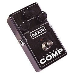 MXR M132 Super Comp « Guitar Effect