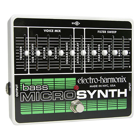 Electro Harmonix Bass Micro Synth