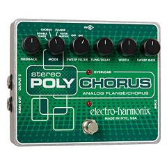 Electro Harmonix Stereo Poly Chorus « Pedal guitarra eléctrica