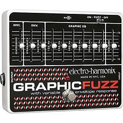 Electro Harmonix XO Graphic Fuzz « Effets pour guitare électrique