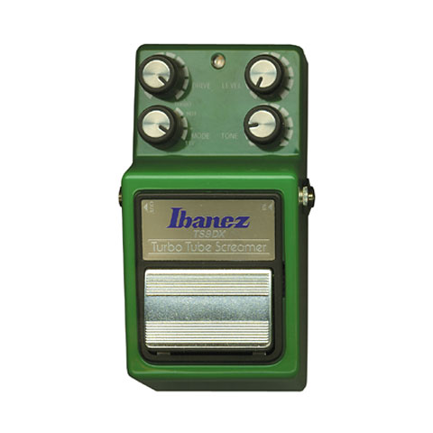 Effektgerät E-Gitarre Ibanez Reissue TS9DX Turbo Tubescreamer Dlx