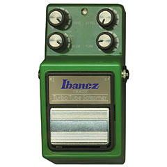 Ibanez Reissue TS9DX Turbo Tubescreamer Dlx