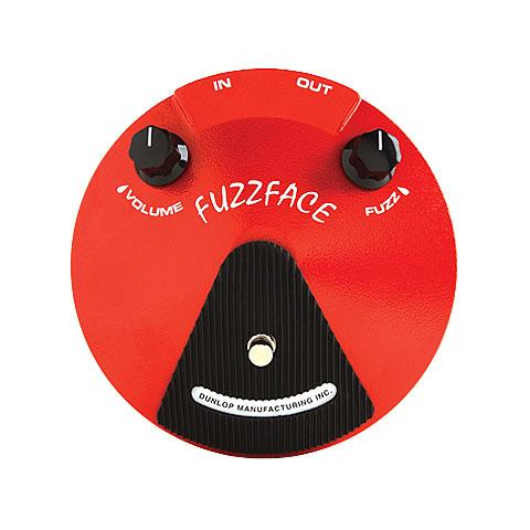 Dunlop JDF2 FuzzFace Arbiter