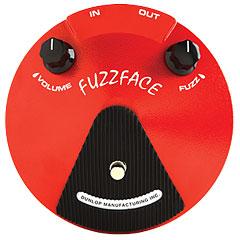 Dunlop JDF2 FuzzFace Arbiter « Pedal guitarra eléctrica