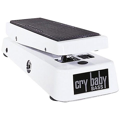 Pedal bajo eléctrico Dunlop 105Q Cry Baby Bass Wah