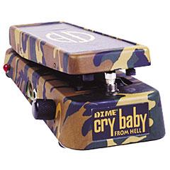 Dunlop DB01 Dimebag Signature Cry Baby Wah « Pedal guitarra eléctrica