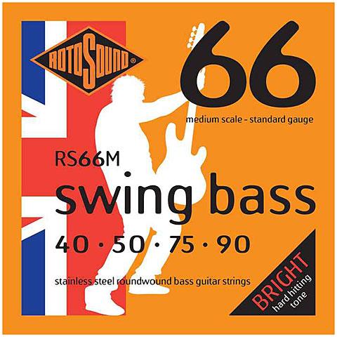 Rotosound Swingbass RS66M