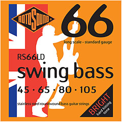 Rotosound Swingbass RS66LD « Electric Bass Strings