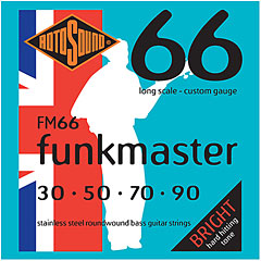 Rotosound Funkmaster 030-090 « Saiten E-Bass