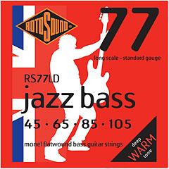 Rotosound Monel Flatwound RS77LD « Saiten E-Bass