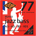 Electric Bass Strings Rotosound Flatwound RS77LD