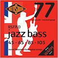 Струны для электрической бас-гитары  Rotosound Flatwound RS77LD