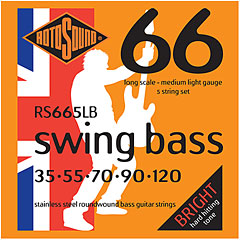 Rotosound Swingbass RS665LB