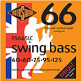 Χορδές ηλεκτρικού μπάσου Rotosound Swingbass RS665LC