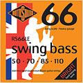 Cuerdas bajo eléctrico Rotosound Swingbass RS66LE