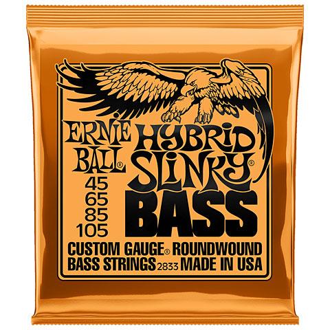 Saiten E-Bass Ernie Ball Hybrid Slinky Bass 2833 .045-105