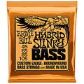 Struny do elektrycznej gitary basowej Ernie Ball Slinky EB2833, 045-105