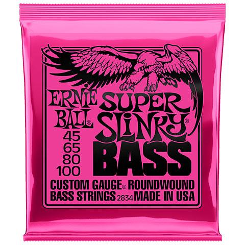 Ernie Ball Super Slinky Bass 2834 045-100
