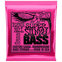 Ernie Ball Super Slinky Bass 2834 .045-100 « Electric Bass Strings