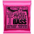 Struny do elektrycznej gitary basowej Ernie Ball Super Slinky Bass 2834 045-100