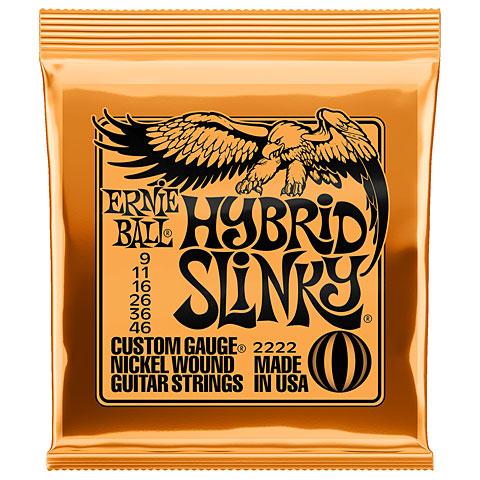 Ernie Ball Hybrid Slinky 2222 009-046