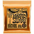 Cuerdas guitarra eléctr. Ernie Ball Hybrid Slinky 2222 009-046
