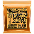 Set di corde per chitarra elettrica Ernie Ball Slinky EB2222 009-046