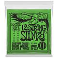 Cuerdas guitarra eléctr. Ernie Ball 12-String Slinky 008-040