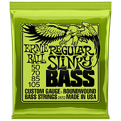 Ernie Ball Regular Slinky Bass 2832 .050-105 « Electric Bass Strings