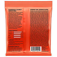 Ernie Ball Skinny Top Heavy Bottom 2215 010-052