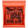 Cuerdas guitarra eléctr. Ernie Ball Skinny Top Heavy Bottom 2215 010-052