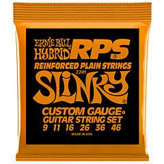 Ernie Ball Hybrid Slinky RPS 2241 .009-046 « Cuerdas guitarra eléctr.
