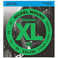 Electric Bass Strings D'Addario EXL220 Nickel Wound .040-095