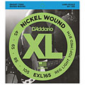 Electric Bass Strings D'Addario EXL165 Nickel Wound .045-105